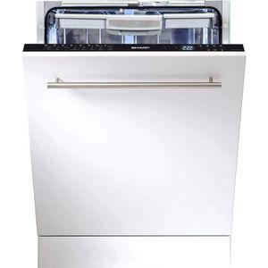 LAVE-VAISSELLE Lave vaisselle tout integrable 60 cm  QWGD 53 I 44