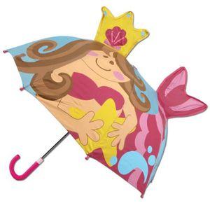 PARAPLUIE Parapluie Enfant Fille Sirène