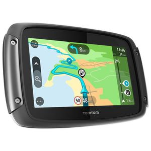 GPS AUTO TomTom GPS Moto - RIDER 42 (4,3 pouces) Cartograph