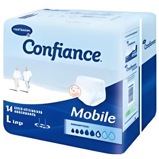 Hartmann Confiance Couche Culotte Large 6 Gouttes Mobile X 14