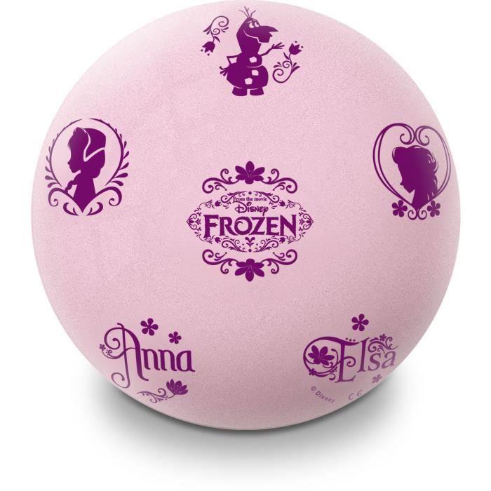 LA REINE DES NEIGES - Ballon en mousse - 20 cm - Jeu de plein air - Fille - A partir de 3 ans