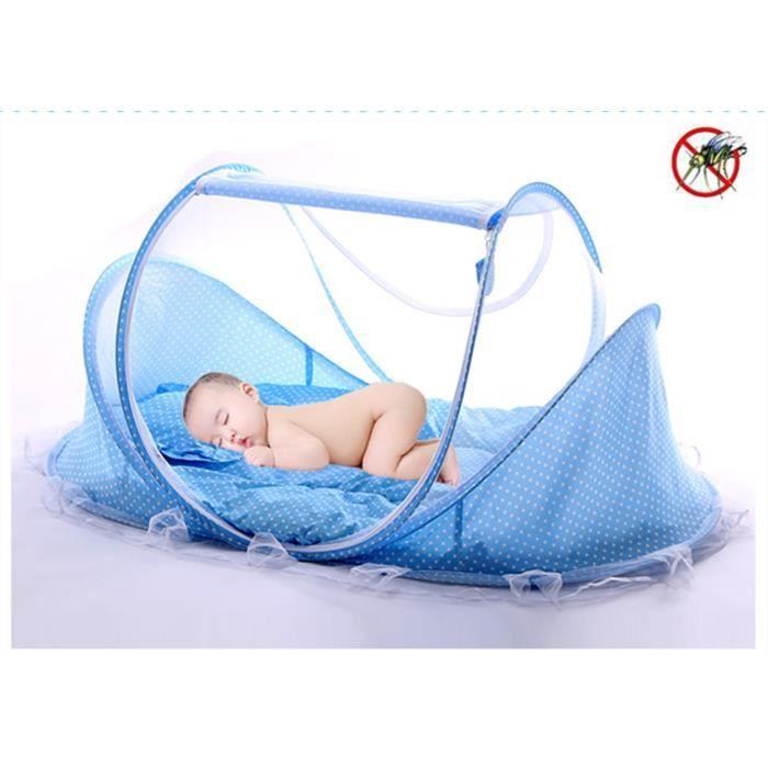 5pcs Sweet Portable Tente Moustiquaire Bebe Pliant Matelas