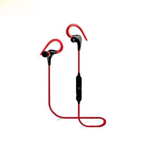 Awei A890bl Rouge Sport Sans Fil Casque Auriculares Bluetooth Écouteurs Avec Microphone
