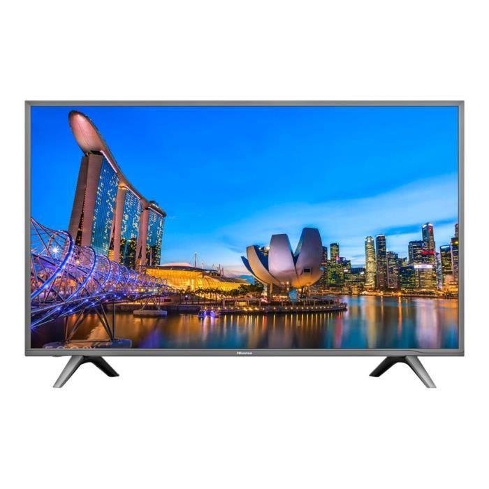 """Téléviseur LED Hisense H60NEC5605 Classe 60"""" NEC5605 Series TV LE"""