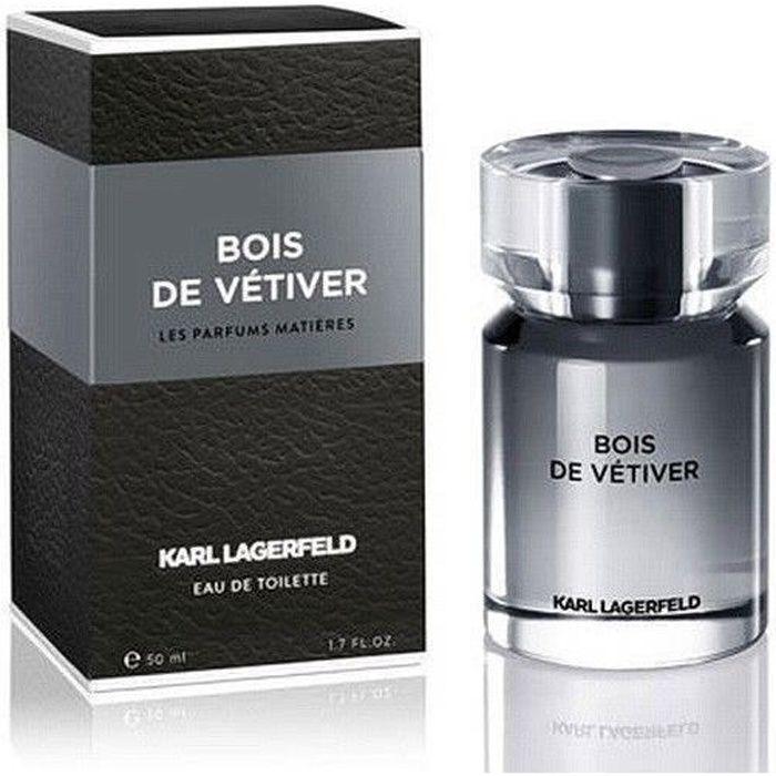 S0512760 Lagerfeld Bois Parfum Vétiver Homme De Edt VjqMpLSGUz