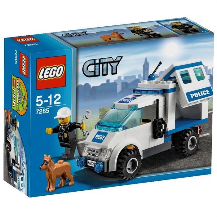 lego city 7285 l 39 unit de police achat vente assemblage construction cdiscount. Black Bedroom Furniture Sets. Home Design Ideas