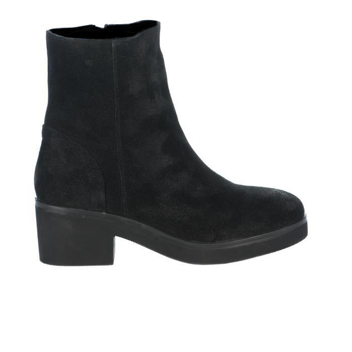 Boots femme - MIGLIO - Noir - 16408 66gPTFHr