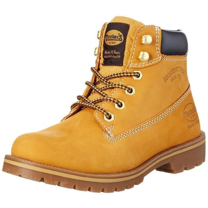 bottines / low boots 35aa203 femme dockers 35aa203 juFyrdYKA