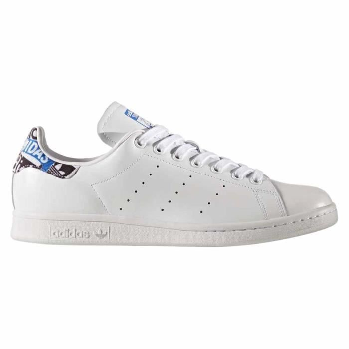 Originals Smith Adidas Multicolor Chaussures Baskets Stan Homme nwP8k0O