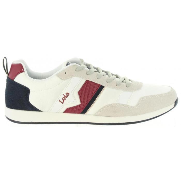 Chaussures de sport pour Homme LOIS JEANS 84645 06 BLANCO DggoMrB