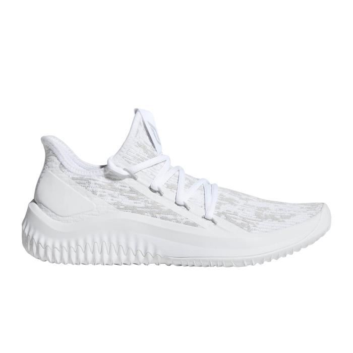 Basketball Adidas Blanc a D Dame o l Chaussures l nwPkN8OX0