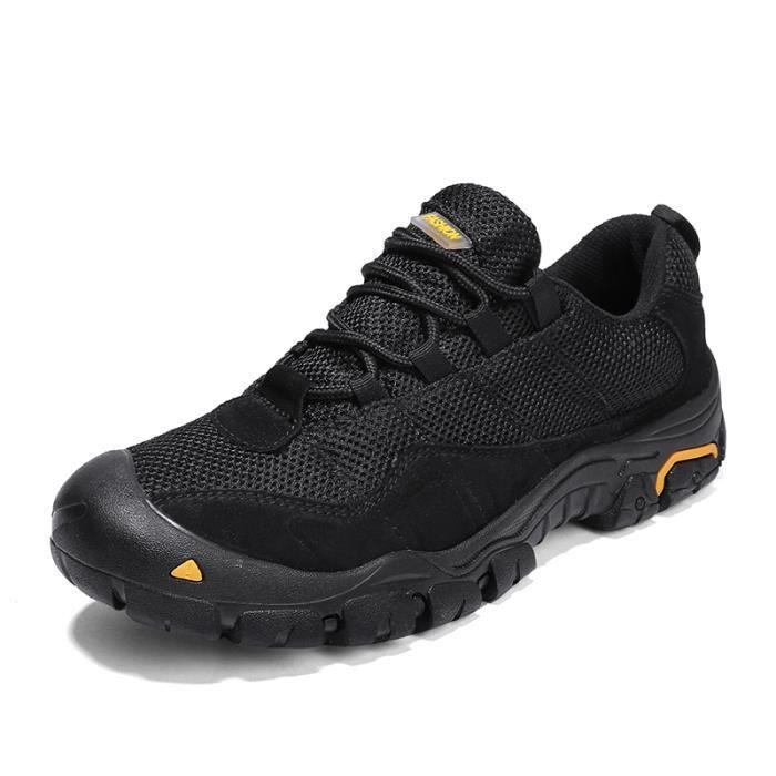 Chaussures de Randonnée Homme Respirant Boots - Prix pas cher ... f89c0e0a775