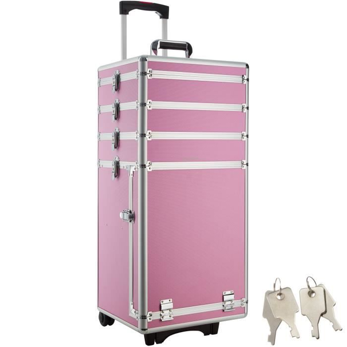 VALISE - BAGAGE Valise Trolley esthétique, Malette cosmétique, coi