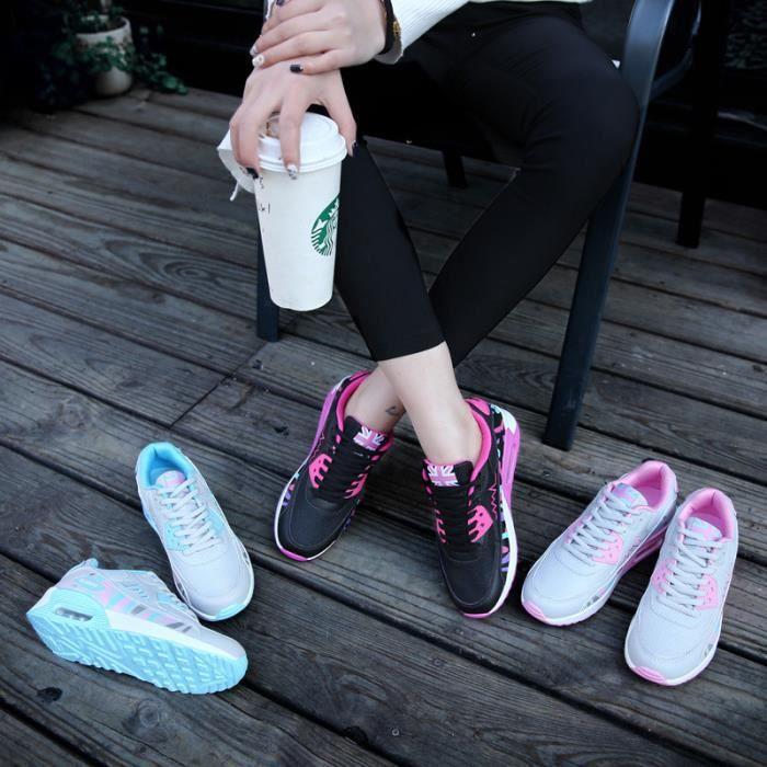 Meilleure Classique Exquis Jzy Sport Respirant De Chaussure Qualit Sneakers Femmes OSx7P