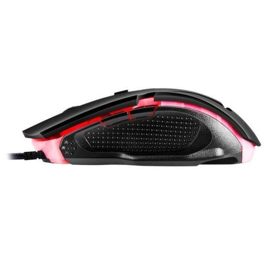 21d88e784afbe0 Souris pour Ordinateur PC Portable Noir Apedra iMICE A9 Haute Précision  Gaming Mouse LED quatre couleur contrôlée respiration - Prix pas cher -  Cdiscount