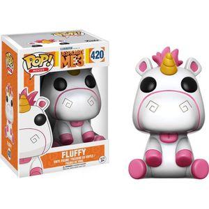 FIGURINE - PERSONNAGE Figurine Funko Pop! Moi, Moche et Méchant 3 : Fluf