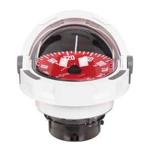 COMPAS - SEXTANT PLASTIMO Olympic 135 Compas - Zone A - Rose rouge