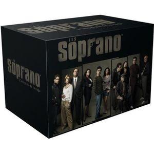 DVD FILM DVD Coffret Les Soprano - L'intégrale