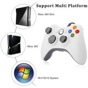 MANETTE JEUX VIDÉO 3 Pack USB filaire contrôleur Manettes pour Xbox 3