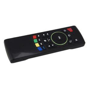 SOURIS Clavier sans fil 2.4G Télécommande Air Mouse pour