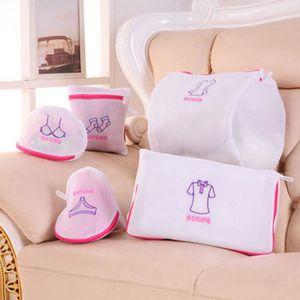 FILET DE LAVAGE sac de lavage aide blanchisserie protection Linger