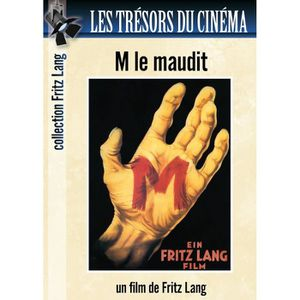 DVD MUSICAL M le maudit - Support:DVD