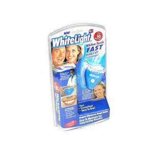 kit blanchisseur de dents white light achat vente pas cher. Black Bedroom Furniture Sets. Home Design Ideas