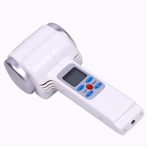 COMBI PALPER-ROULER La chaleur et le froid par ultrasons Massager Soni