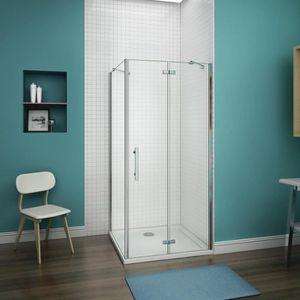 paroi de douche hauteur 1800