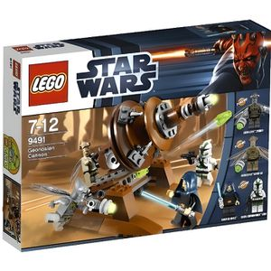 ASSEMBLAGE CONSTRUCTION LEGO STAR WARS - 9491 - JEU DE CONSTRUCTION - G…