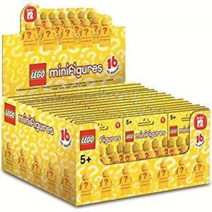 ASSEMBLAGE CONSTRUCTION LEGO 605928 Boîte de 60 sachets Minifigures S 12