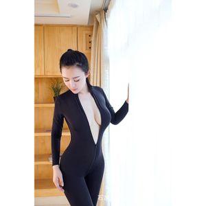 COLLANT Nouvelle Arrivée Femme Body Serré Sexy Combinaison