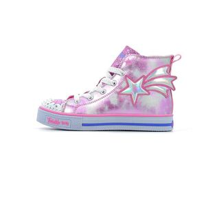 204275b5447f BASKET Baskets basses Skechers Twinkle Toes - Twinkle Lit