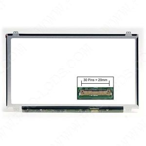 DALLE D'ÉCRAN Dalle écran LCD LED pour MSI GT62VR 6RE-025CA 15.6