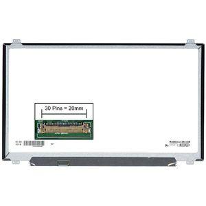 DALLE D'ÉCRAN Dalle écran LCD LED pour MSI GT72VR 6RE-015US 17.3