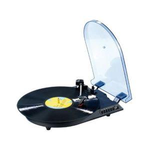 PLATINE VINYLE Tourne-disque USB ''UPL-345.d'' avec enregistreur