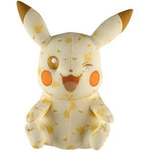 PELUCHE Peluche Pokemon Pikachu 20ans Tissu