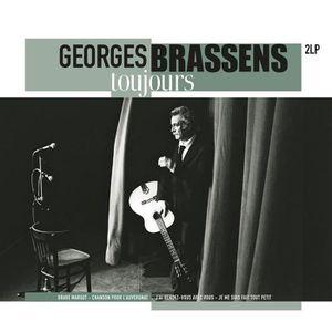 VINYLE POP ROCK - INDÉ GEORGES BRASSENS Toujours - 33 Tours - 180 grammes