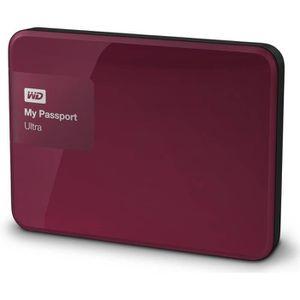 DISQUE DUR EXTERNE Western Digital Disque Dur Externe - My Passport U