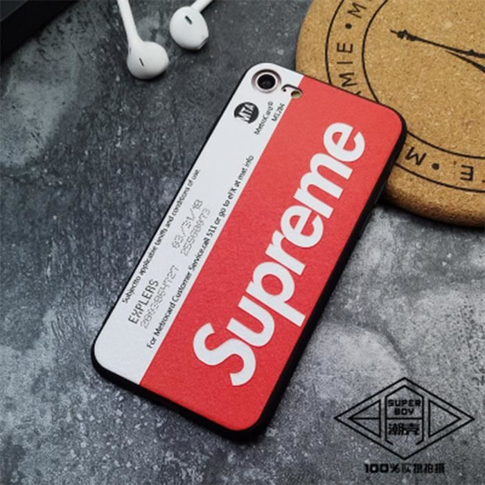 coques iphone 7 supreme