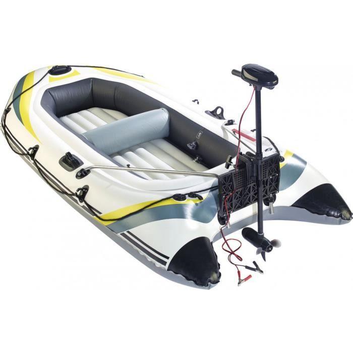bateau pneumatique avec moteur lectrique achat vente. Black Bedroom Furniture Sets. Home Design Ideas