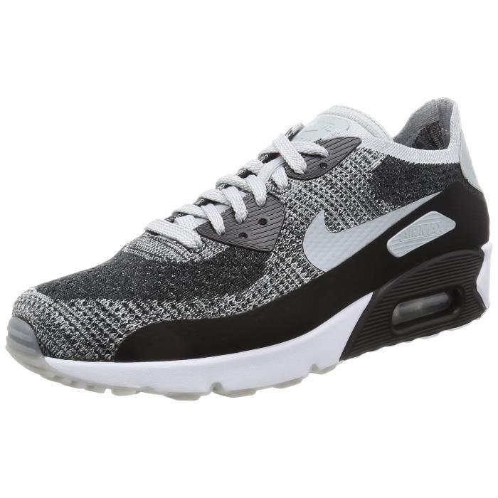 design de qualité 0020a 0aa33 Nike homme air max 90 ultra 2.0 flyknit Y3Y1S 44 1-2 Noir ...
