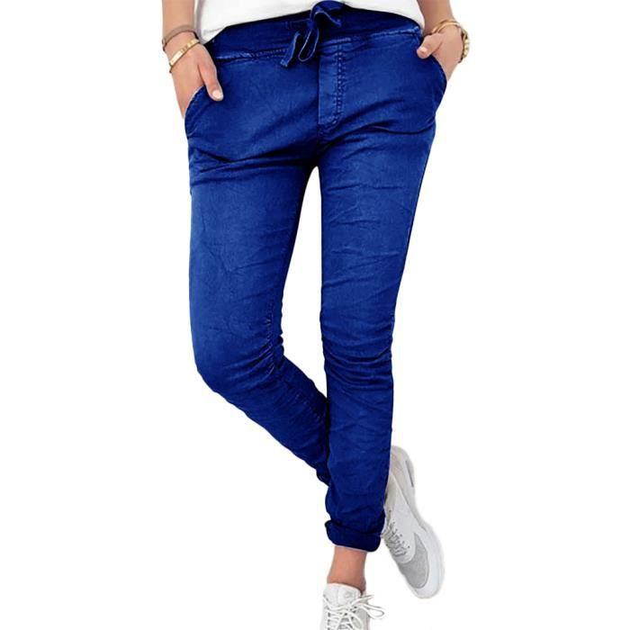 PANTALON Minetom Femme Pantalons Été Casual Slim Chic Mode. Minetom Femme  Pantalons Été Casual Slim Chic Mode Crayon Taille Haute Legging Pants  Trousers ... 5cfa4911cc7