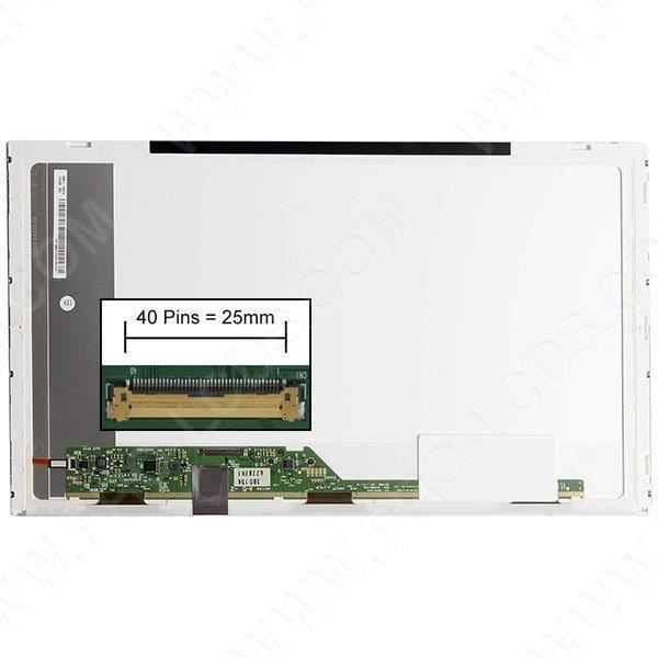DALLE D'ÉCRAN Dalle écran LCD LED type Toshiba PSCBXE-01600HBT 1