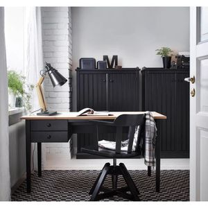 lampe poser achat vente lampe poser pas cher cdiscount. Black Bedroom Furniture Sets. Home Design Ideas