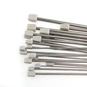 Tricot Aiguilles Rundstrick aiguille aluminium taille 3 mm longueur 100 cm