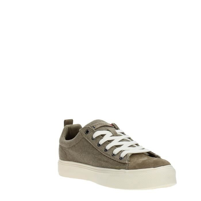 44 Homme U Polo S BEIGE Assn Sneakers ZqY8q1