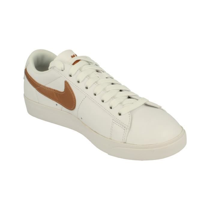 Nike Femme Blazer Low Le Trainers Aa3961 Sneakers Chaussures 102