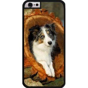 coque iphone 7 border collie