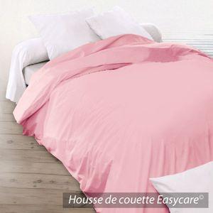 HOUSSE DE COUETTE SEULE Housse de Couette Coton 300x240 Macaron
